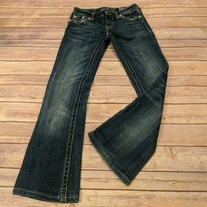 Miss Me Jeans Size 25 Irene Boot Cut
